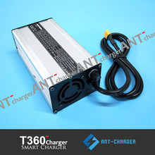 73V 5A LiFePO4 battery charger 73V5A LiFePO4 battery charger nominal voltage 60V/64V 20S LiFePO4 LEF battery charger(China)