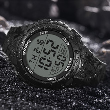 Mens Watches Fashion Multi-Function 30M Waterproof