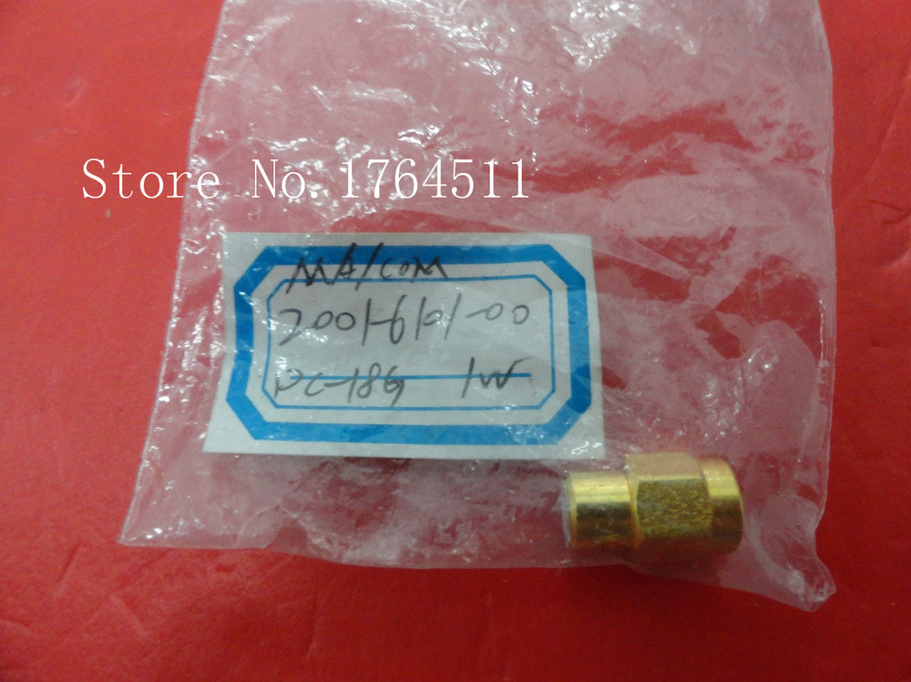 [BELLA] M/A-COM 2001-6101-00 DC-18GHz 1W SMA Precision Coaxial Load  --3PCS/LOT