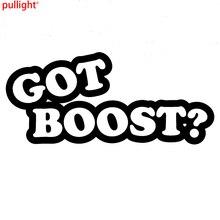 Got Boost? Funny Car Bumper Window Vinyl Decal Sticker Jdm