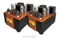 MeiXing MingDa MC211 AS Push Pull 211 Tube Amplifier HIFI EXQUIS Mona Block Power Amp For Pair