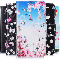 Cell Phone Cases For Huawei Ascend P9 Lite Cover P9 Mini G9 G9 lite 5.2inch PU Leather Bags Skin Housing Holster SCAH07