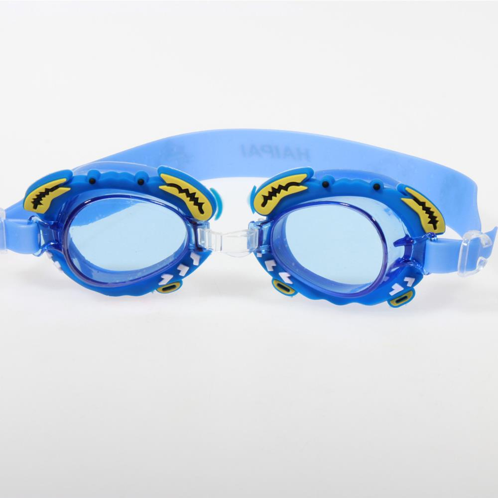 2016 Hot Summer Kid Swimming Glasses Outdoor Swim Pool Adjustable Swim Glasses Eyeglasses Goggles For Girl / Boy 4 Colors