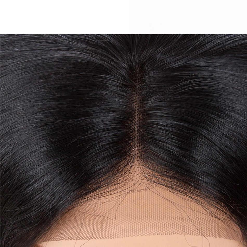 Ариэль 13*4 короткий парик-Боб кружева фронта человеческих волос парики для черных женщин бразильские волосы remy боб парики с отбеленным узлом предварительно сорвал