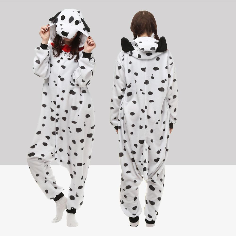 costume Adult dalmation