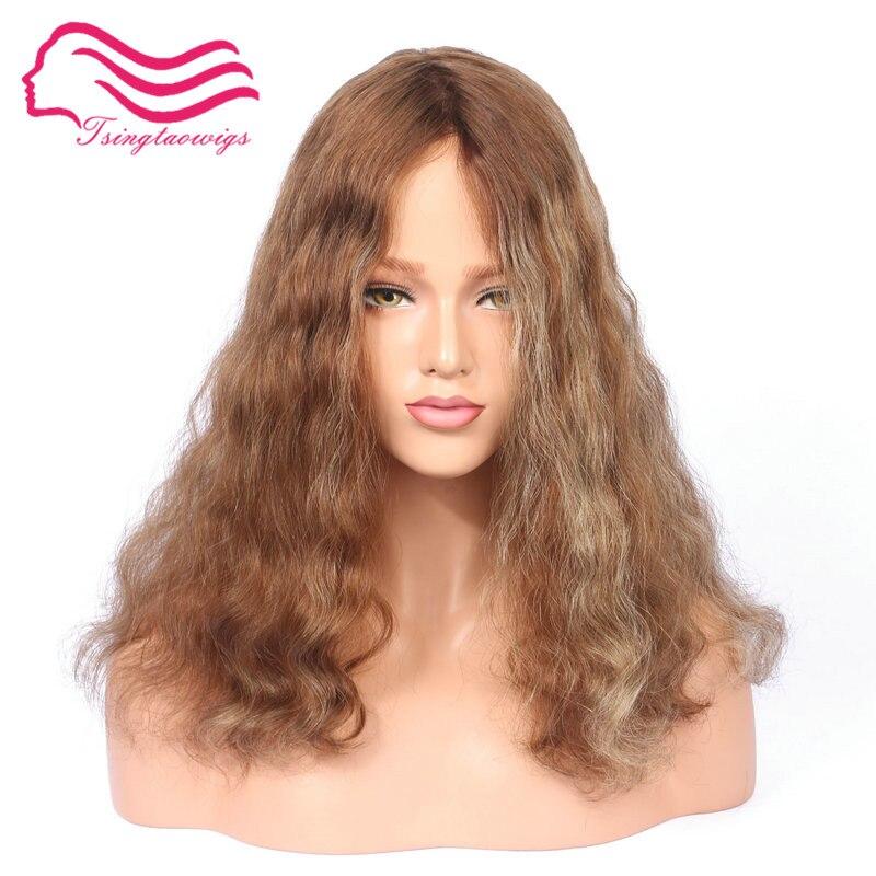 Haarverlängerung Und Perücken remy Haar Indische Hair110 % Dichte Sego 10 Zoll 6*9 Cm Gerade Reine Farbe Haar Topper Toupet Für Frauen Doppel Knoten Haar Stück Nicht