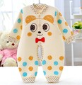 Cartoon 100% Cotton Baby Rompers Warm Thicken Baby Jumpsuit Climbing Clothes Children Fall And Winter Coveralls Baby Clothes