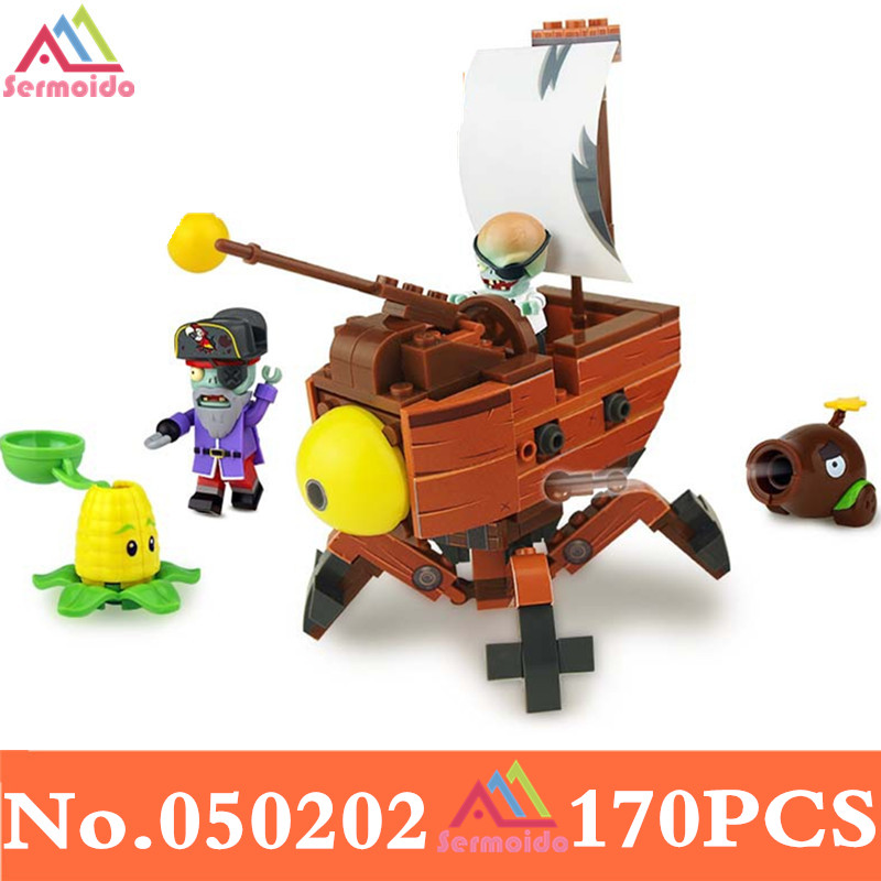 все цены на Plants Vs Zombies Garden Maze Struck Game Action Toy & Figures Anime Figure Building Blocks Bricks Toys Educational Toys DBP164 онлайн
