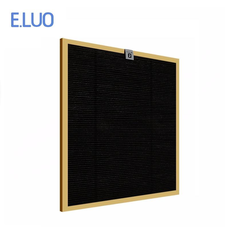 312*288*10 мм AC4122 черный формальдегидный фильтр высокоэффективный фильтр экран для AC4002 AC4004 AC4012 очиститель воздуха для очистки воздуха