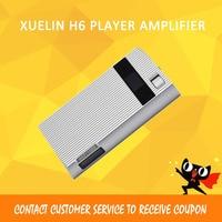 ASD XUELIN H6 IHIFI1969 Pure Class A Transistor Portable Audio MP3 HIFI Lossless Music Player Amplifier