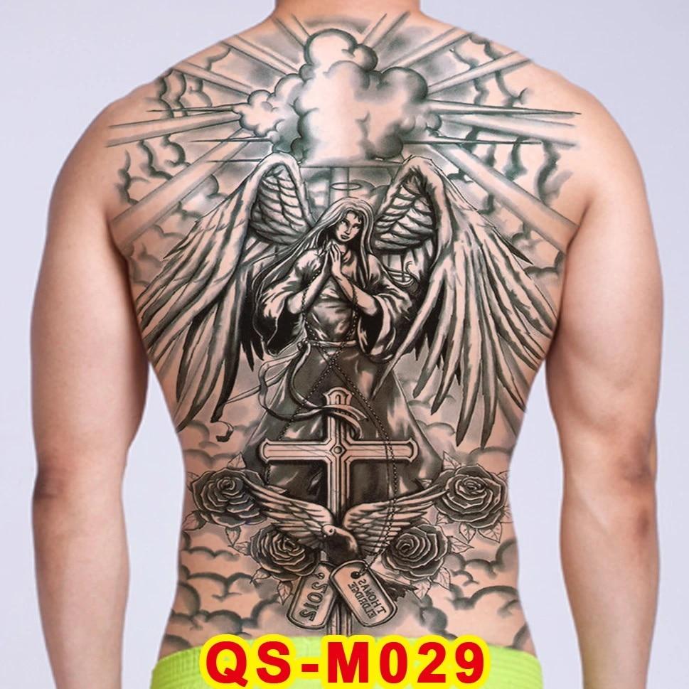 Gothic tattoos rocknrolltattooartists2: O