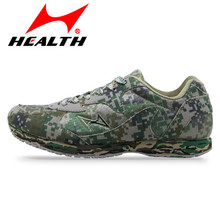HEALTH camouflage military shoes running shoes sports shoes men training military jungle marathon shoes 789