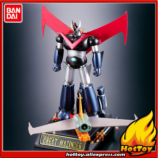 Original BANDAI Tamashii Nations Soul of Chogokin GX-02R (TN2016 Anniv.) Action Figure - Great Mazinger TAMASHIINATION 2016 ver. riggs r library of souls