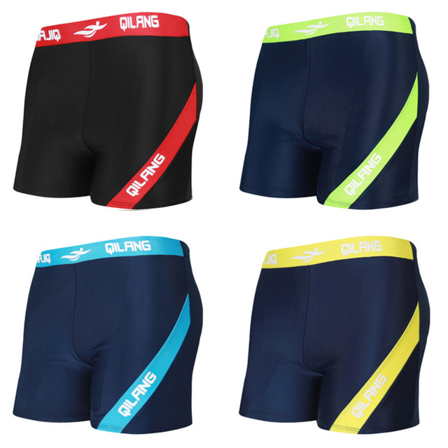 ace8917b0c0 Special Offers Men's Swim Shorts Quick Dry Swimsuit Man Swimming Trunks Plus  Size Loose Briefs Breathable