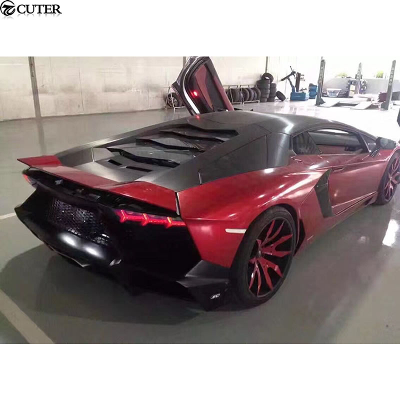Lp700 To Lp720 Car Body Kits Front Bumper Rear Bumper Rear Spoiler