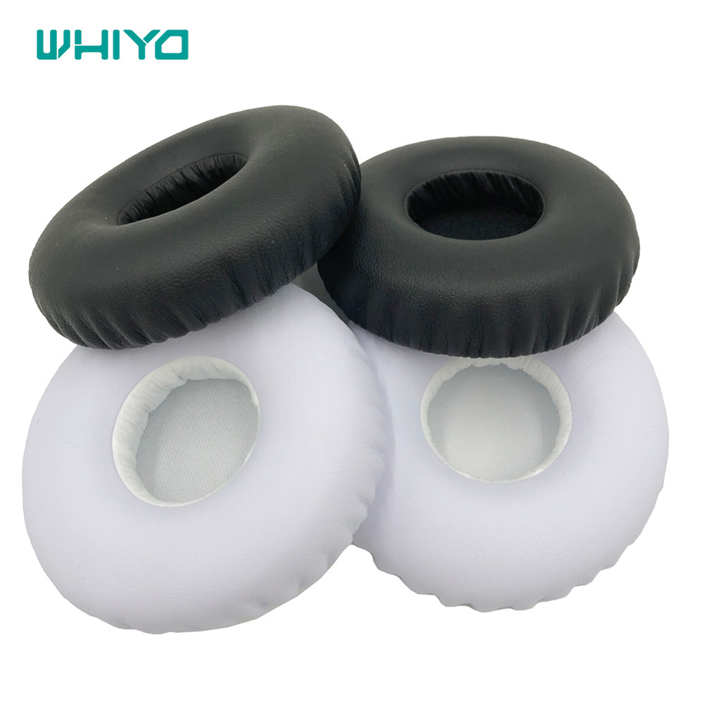 Whiyo 1 Pair Of Ear Pads Cushion Cover Earpads Replacement Cups For Jabra Revo Wireless On Ear Bluetooth Headset Earphone Accessories Aliexpress