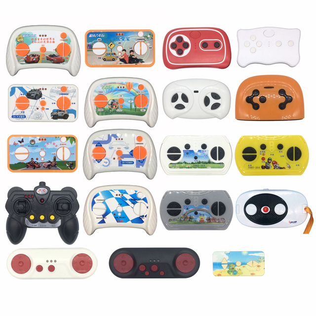 Children Electric Car 2 4g Bluetooth Remote Control Baby Smooth Start Controller Kid S
