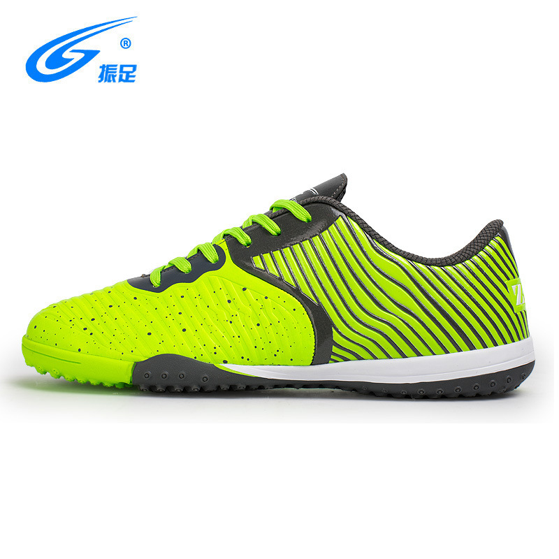 880cddbe3 Indoor Men Football Shoes Sport Street Soccer Shoes Male Sneakers PU 3D  Printing Football Boots For Trainer Men Soccer Shoes-in Soccer Shoes from  Sports ...