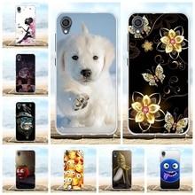 For Asus ZenFone Live L1 ZA550KL Case TPU Cover Beach Patterned Bumper