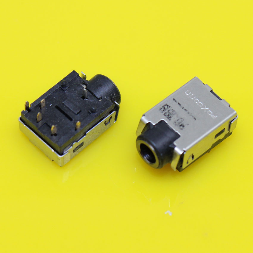 cltgxdd Au 023 3.5mm audio jack for Laptop Samsung Acer Asus Dell HP Lenovo etc. Series