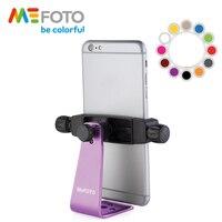 MeFOTO سايدكيك 360 زائد MPH200 الهاتف الذكي محول مصغر حوامل مرنة حامل هاتف خفيف الوزن قوس Trepied صب الهاتف-في عصا السيلفي من الأجهزة الإلكترونية الاستهلاكية على