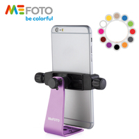 Mefoto sidekick360 plus mph200 smartphone adaptador mini tripés flexível suporte do telefone leve trepied pour telefone