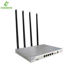 НОВЫЙ 1200 Мбит 802.11 AC Двухдиапазонный 2.4 ГГц-5 ГГц MT7620A + MT7612E OpenWrt Wi-Fi Беспроводной Маршрутизатор 16 МБ/FLASH + 128 МБ/RAM