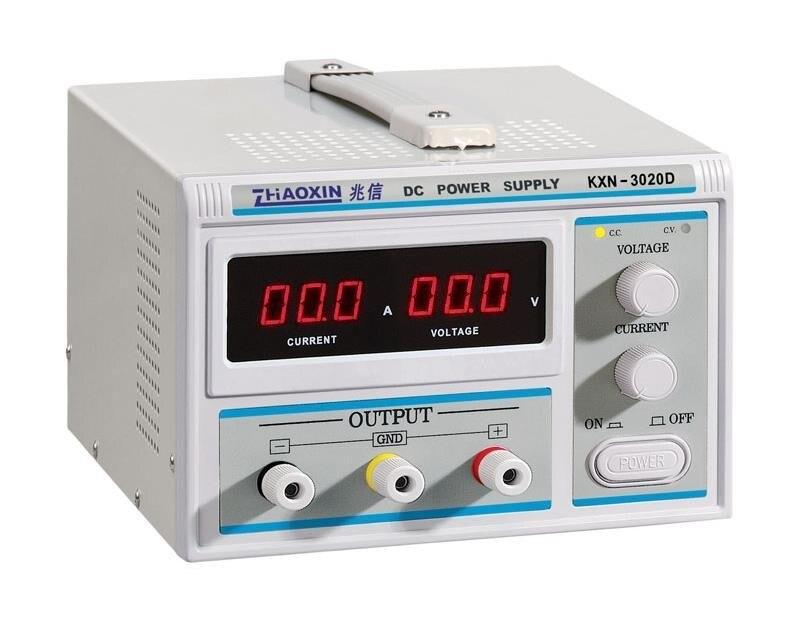 KXN-3020D DC power supply 30V20A adjustable power supply 30V 20A LED High-Power Switching Variable DC Power Supply 220VKXN-3020D DC power supply 30V20A adjustable power supply 30V 20A LED High-Power Switching Variable DC Power Supply 220V
