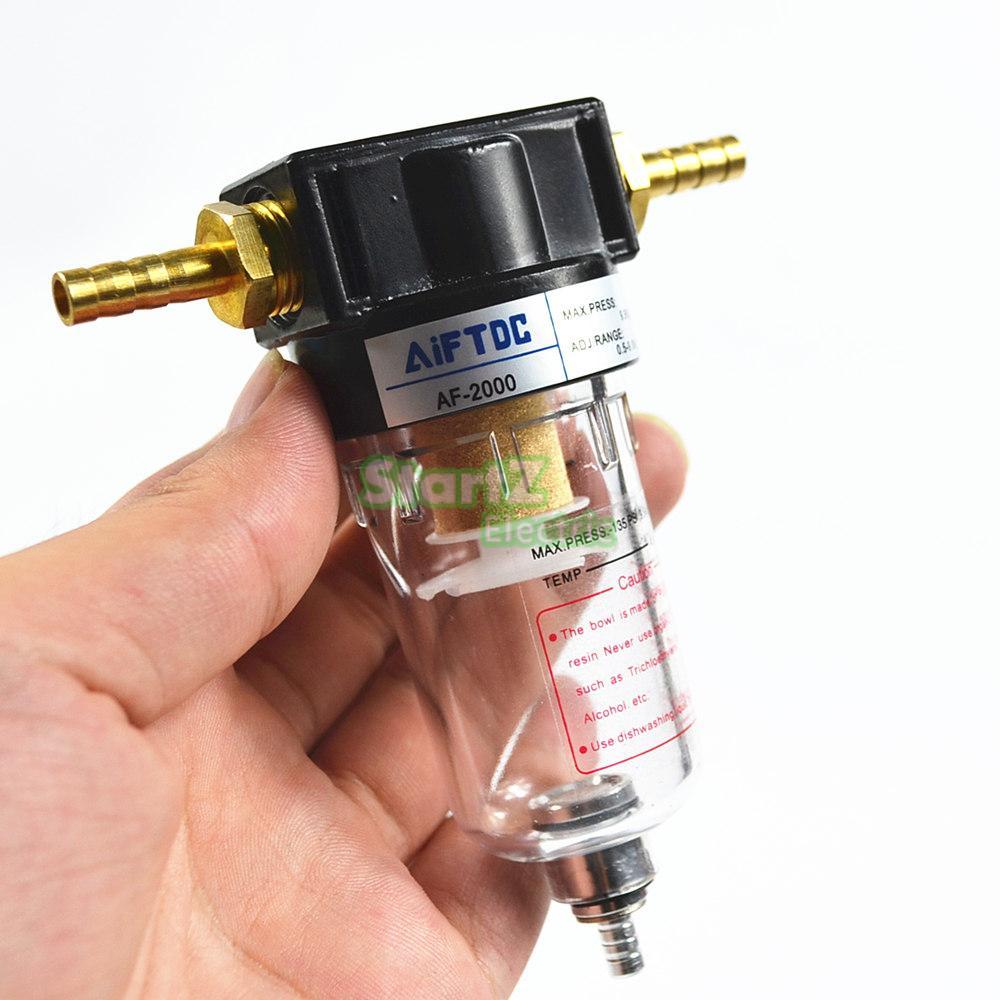 Filtro de filtro de aceite de tanque de captura de aceite Universal con ajuste