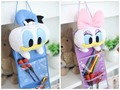 Plush toy 1pc 60cm cartoon sweet Donald Duck Daisy receive bag hanging storage bag creative birthday gift