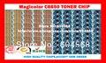 Compatível Konica Minolta Magicolor c8650 8650 chip de toner KCMY por