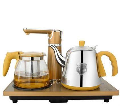 Электрический чайник автоматическое воды электрический использует чай плита тепла бутылки защита от перегрева