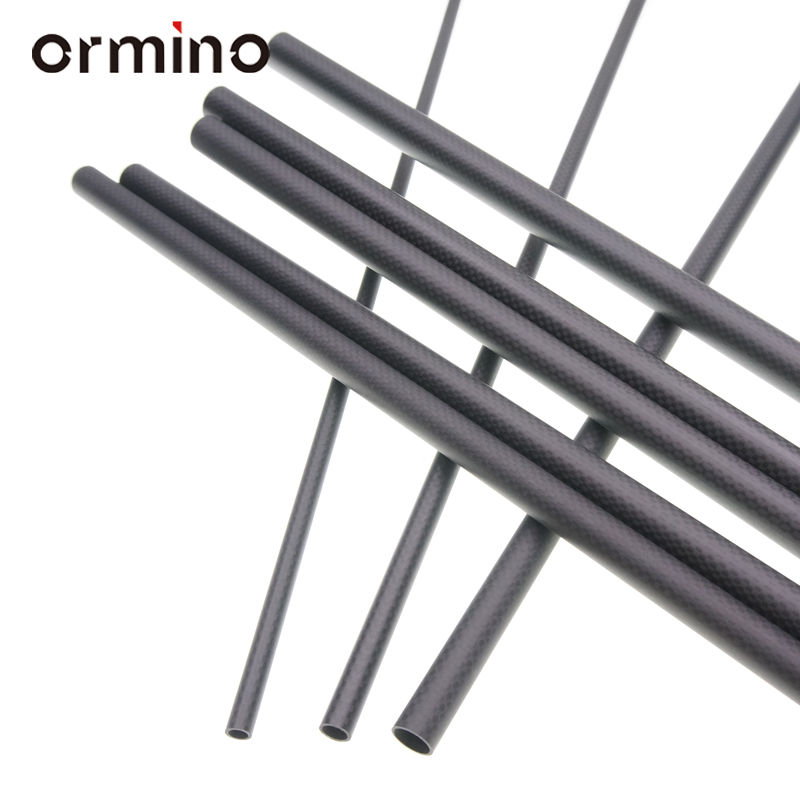 ORC 3K Carbon Fiber Tube 6mm 8mm 10mm 12mm 14mm 15mm 16mm RC Drone diy Quadcopter Frame arm Landing Gear Frame DIY UAV part Kit diy carbon steel oval frame cutting dies
