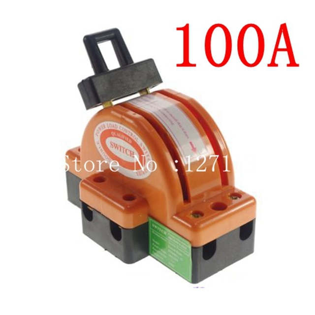 heavy duty 2poles double throw dpdt 100a safety electronic circuitheavy duty 2poles double throw dpdt 100a safety electronic circuit opening load knife blade disconnect switches