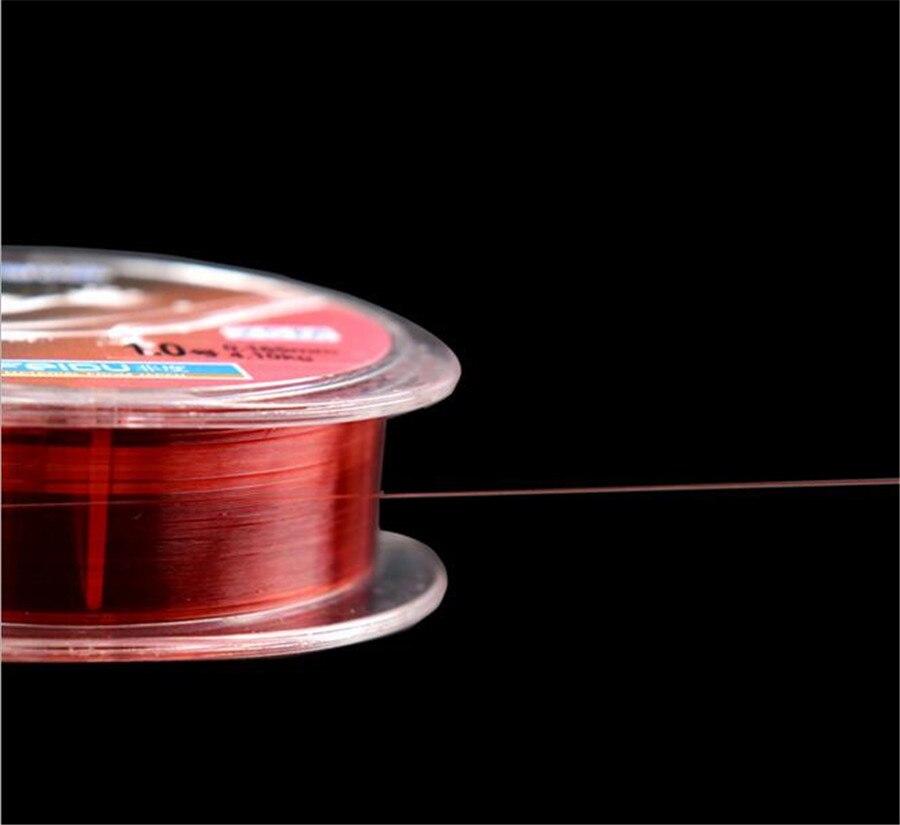 Nylon Fishing Line Wear-resistant Monofilament Carp Fishing Wire (3)
