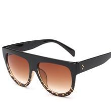 Mirror Sun Glasses Cat Eye