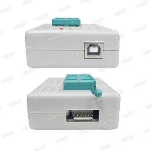 Image 5 - 100% xgecu オリジナル TL866II プラスユニバーサルプログラマ + 17 アダプタ + SOP8 ic クリップ高速 TL866 フラッシュ eprom プログラマ