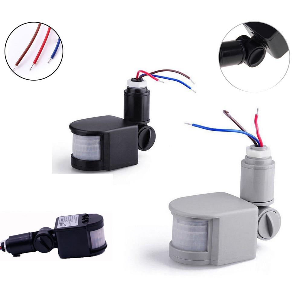 Outdoor Security Infrared Motion Sensor 85V~260V Motion ...