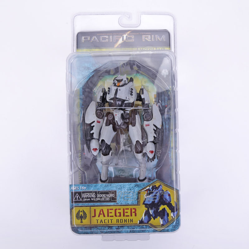 NECA Pacific Rim Jaeger ROMEO BLUE / Tacit Ronin / Horizon Brave / Coyote Tango PVC Action Figure Collectible Model Toy