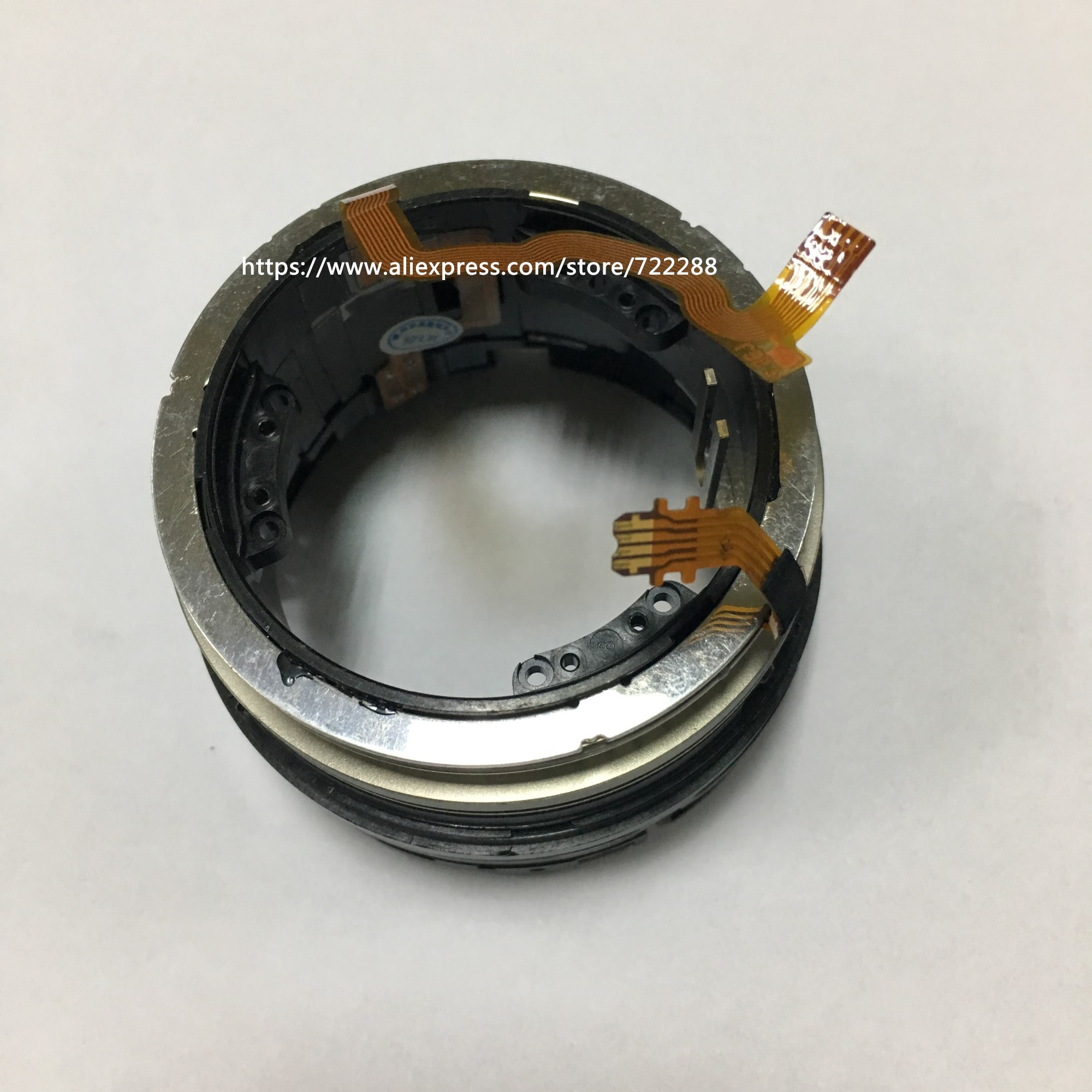 Image 4 - Repair Part For Canon EF 85mm F/1.8 USM Lens Focusing Assy AF Focus Motor Unit YG2 0057 009-in Electronics Stocks from Electronic Components & Supplies