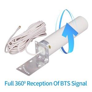 Image 2 - Antena macho 3g 4g lte sma 4g 2.4ghz, antena 3g com cabo impulsionador de sinal gsm, roteador wifi 4g