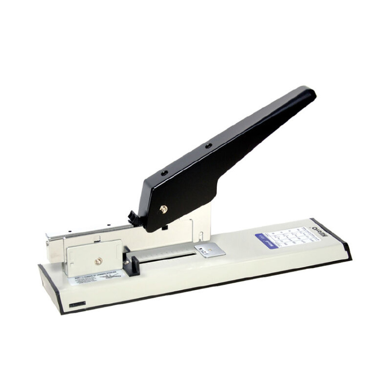 Metal Heavy Duty Stapler Office Effortless Thick Long Reach Stapler Use For Staples 23/6-23/13 Binding School Stationery 2017 new valuable deli 0385 office stationary heavy duty thick stapler 65% power save staples hot sale with color black
