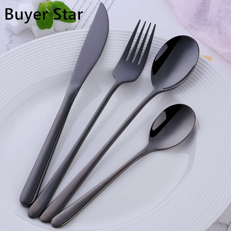 1pc skeleton skull spoon forks stainless steel tableware cooking accessories  TS