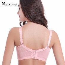 Meizimei ultra thin lace fly bra max 95 C bralette sexy bh push up underwear women sheer bras female brassiere lingerie X3202