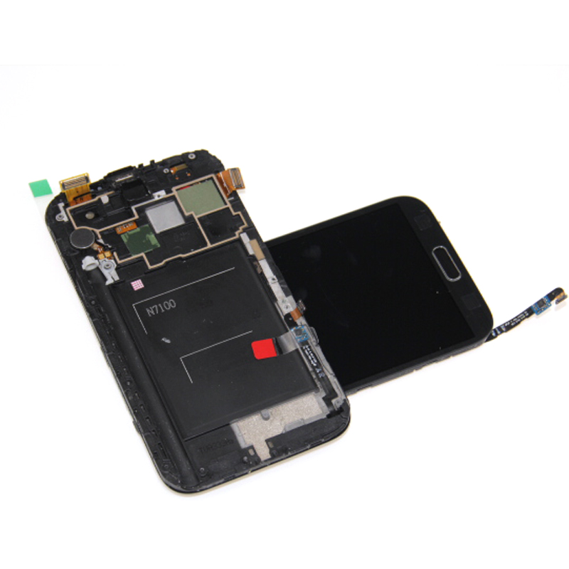 For-samsung-note2-N7100-lcd-33