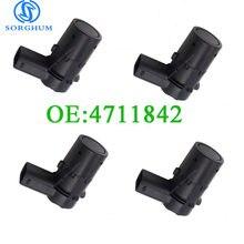 Sensor de aparcamiento PDC para coche, pieza de repuesto para Saab 9-5 Volvo S40 60 80 V50 70 XC 70 XC 90 Parksensor 4711842, 4 Uds.