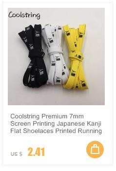 Coolstring Открытый Круглый Веревка походная обувь шнурки одежда в полоску устойчивые кроссовки ботинок шнурки для мужчин и женщин спортивные