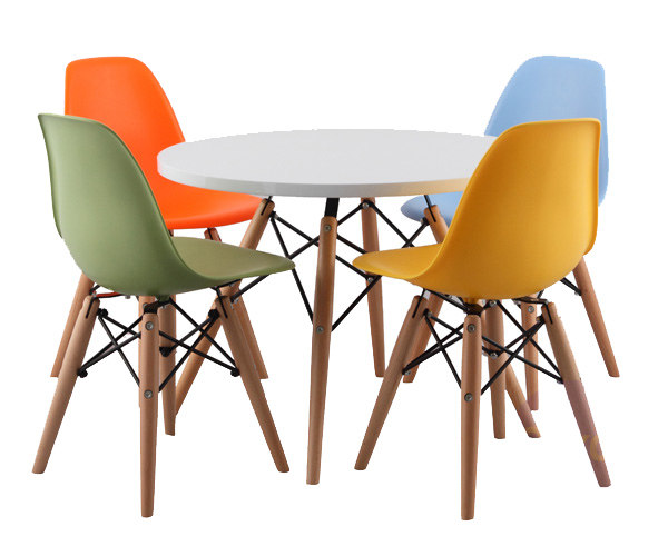 Kids Set2 Replica_square_eames_kids_table_and_chairs_package