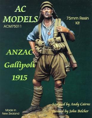 AE 75011 1/24 Soldiers of the New Army of the First World War Australia The Battle of Gallipoli 1915 майка классическая printio gears of war 2
