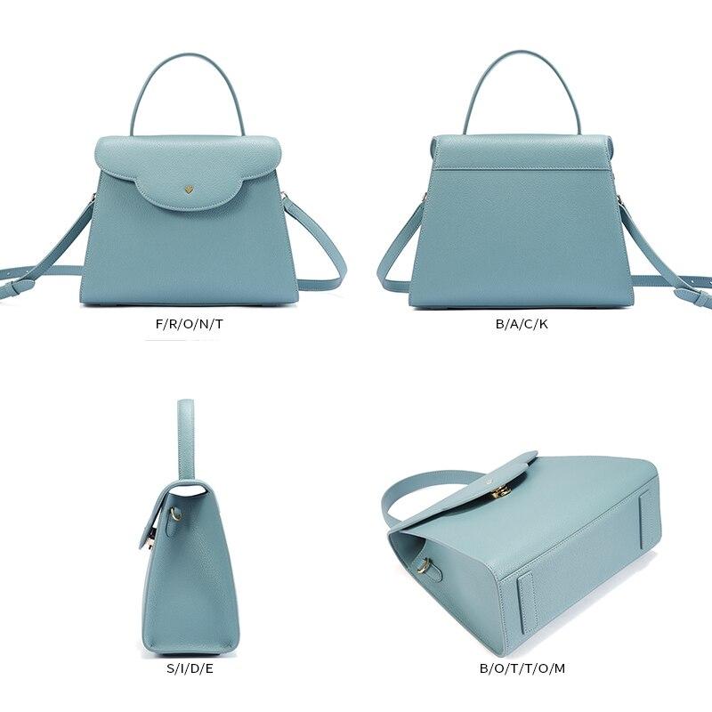 EMINI HOUSE Cloud Handbag Luxury Handbags Women Bags Designer Split Leather Crossbody Bags For Women Shoulder Bag